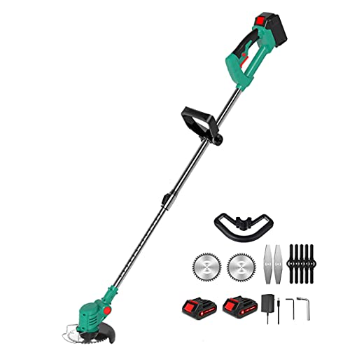 XHJL Recortabordes Eléctrico Grass Trimmer 18000...