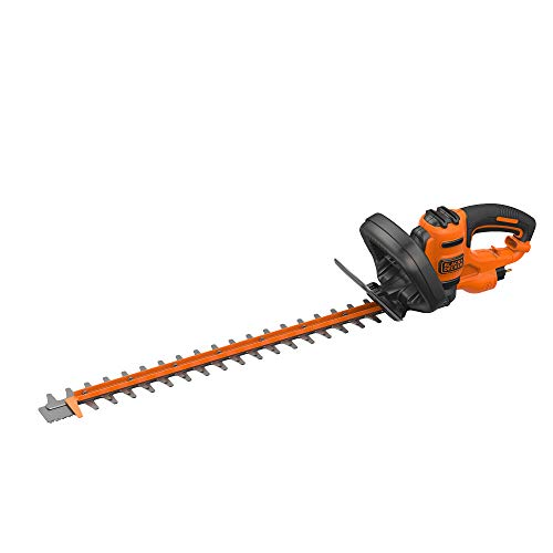 BLACK+DECKER BEHTS501-QS Cortasetos electrico 600...