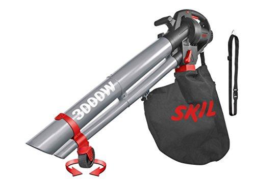 Skil 0796AA - Soplador, aspirador y triturador de...