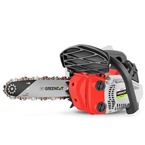 GREENCUT GS250X-10 - Motosierra Poda de gasolina...