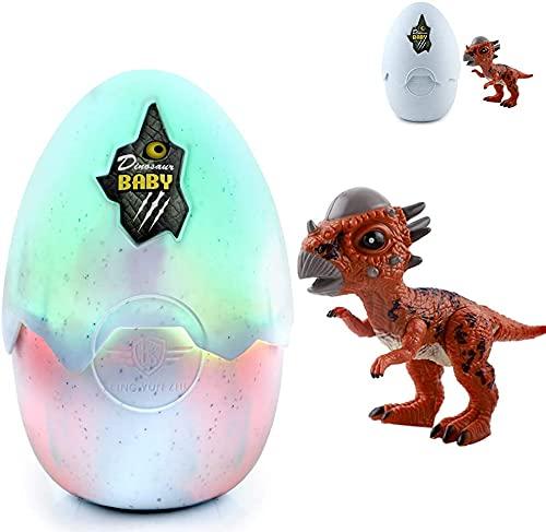Juguete de dinosaurio Bruteier con forma de huevo...