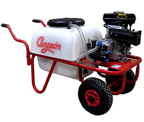 Campeón CP4-502 - Pulverizador caretilla, 2...