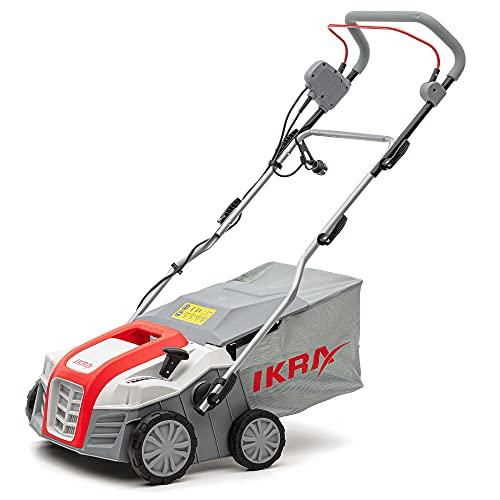 IKRA 80201020 escarificador y aireador eléctrico...