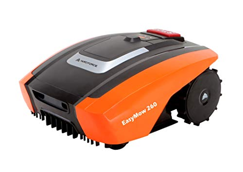 Yard Force EasyMow260 - Robot cortacésped para...