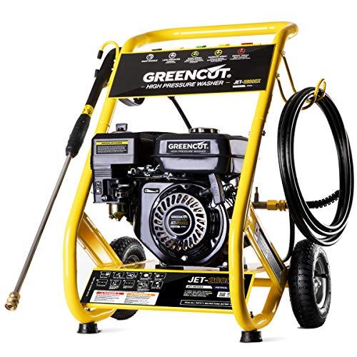 GREENCUT JET260X - Hidrolimpiadora de gasolina...