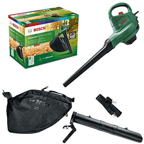 Bosch aspirador y soplador de hojas eléctrico...