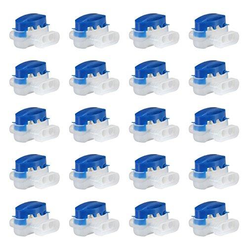GWHOLE 20 Piezas Conector de Cables para Robot...