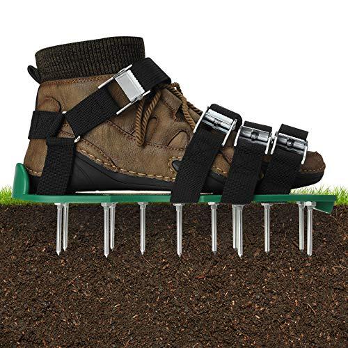 EIVOTOR Zapatos Aireadores de Césped & Zapatos...