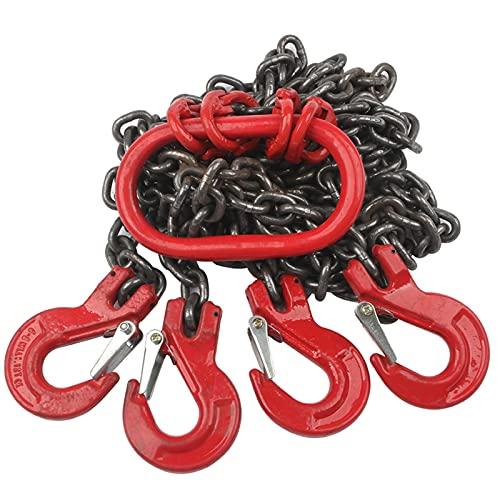Tornos de remolque Levantamiento de la cadena...