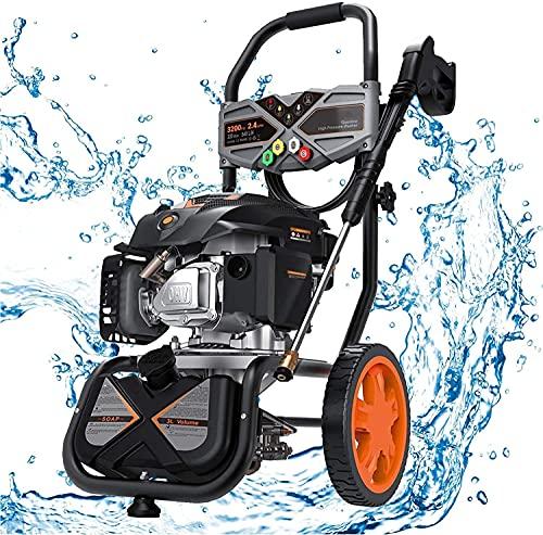Hidrolimpiadora de Gasolina, 2800 PSI/190 Bar, 480...
